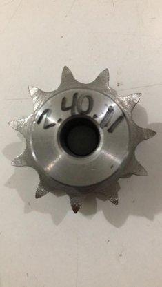 Engrenagem para Corrente Dupla ASA 2.40.11 ABT2