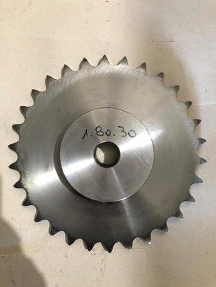 Engrenagem para corrente Simples ASA 1.80.30 ABT2