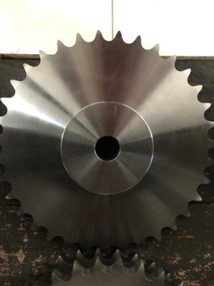 Engrenagem para corrente Simples ASA 1.80.35 ABT2