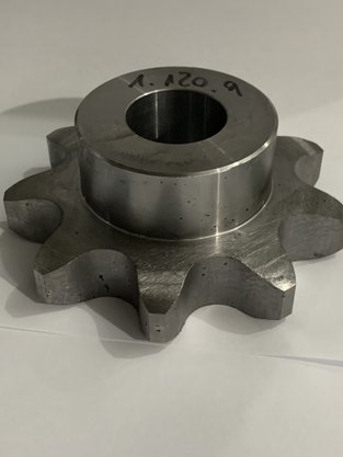 Engrenagem para Corrente Simples ASA 1.120.09 AT2