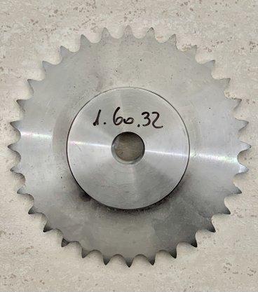 Engrenagem para Corrente Simples ASA 1.60.32 ABT2