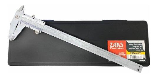 Paquímetro Universal Analógico 200MM ZAAS
