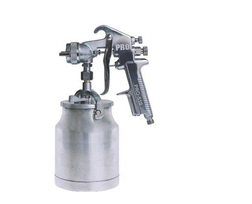 Pistola Pintura Sucção Alta Produção PRO-510 PDR
