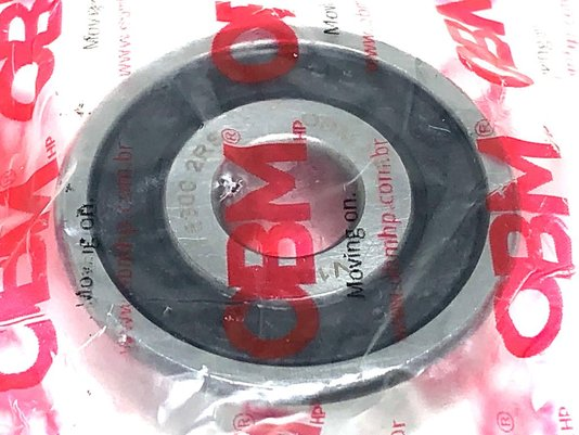 Rolamento 6300 DDU OBM 10x35x11