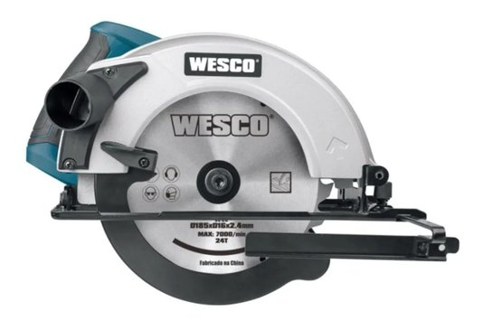 Serra Circular 7.1/4 180MM 220V WS3441 WESCO