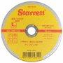 Disco de Corte 7X1,6MMX7/8 DAC180-24 STARRETT